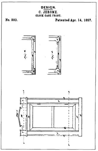 Jerome design patent 883