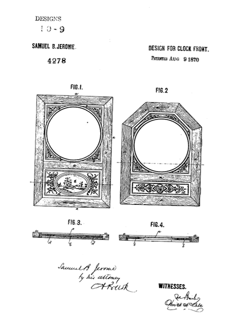 Design patent 4278-1a