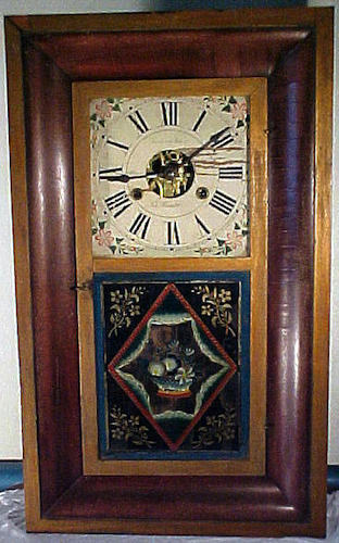 Chauncey Jerome Ogee 1 A Chauncey Jerome Clock Collector