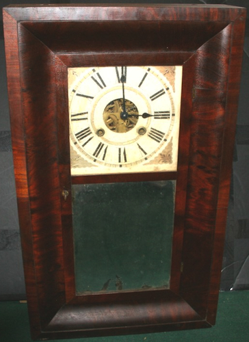 Chauncey Jerome Ogee 2 A Chauncey Jerome Clock Collector