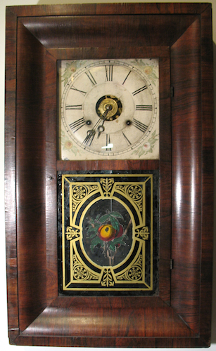 Us Clock Amp Brass Co Ogee A Chauncey Jerome Clock Collector